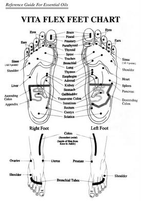 Vita Flex Foot Massage